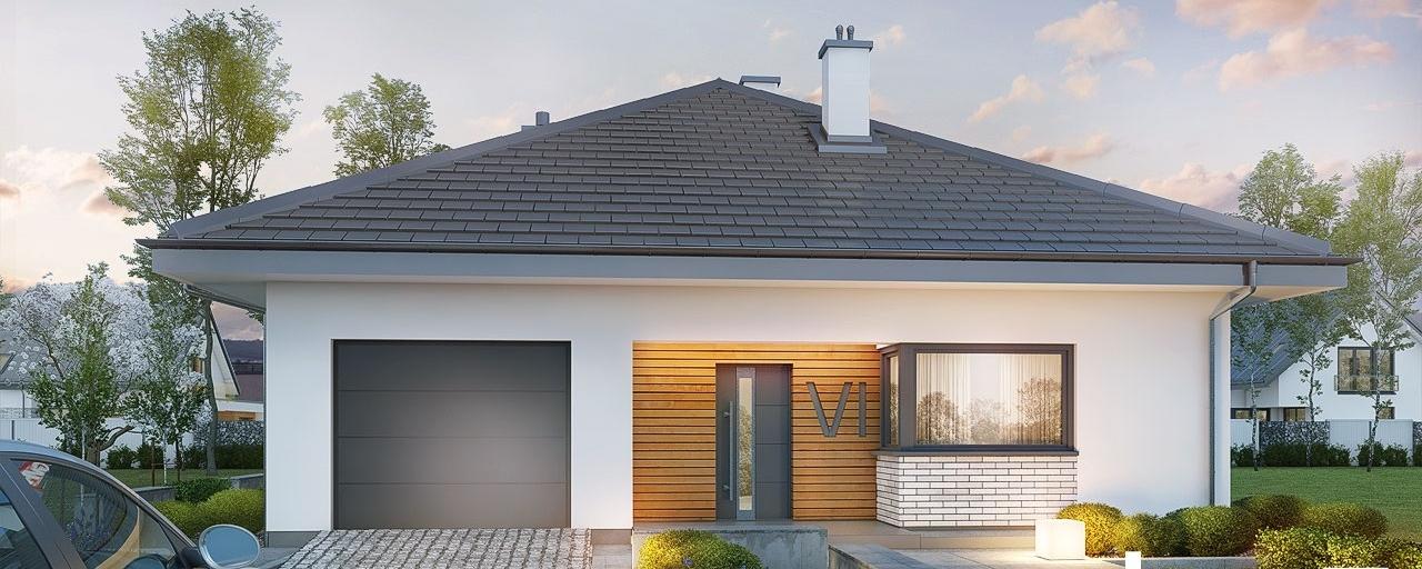 Nowa oferta domów parterowych